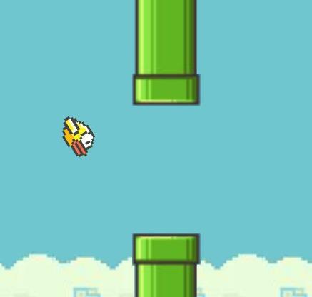 Игра Порхающая птичка онлайн