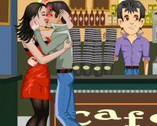Игра Поцелуй на свидании онлайн