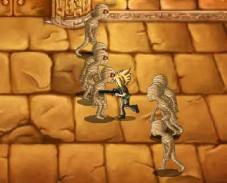 Игра Приключения в пирамиде онлайн