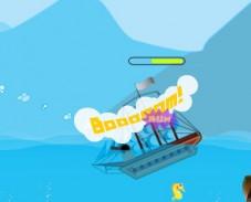 Игра Разрушение кораблей онлайн
