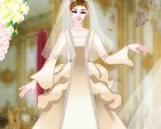 Игра Свадебные платья онлайн