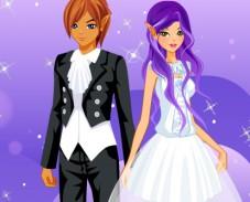 Игра Свадьба фей онлайн