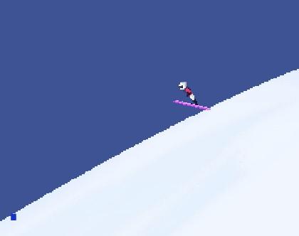 Игра Ski Jumping онлайн