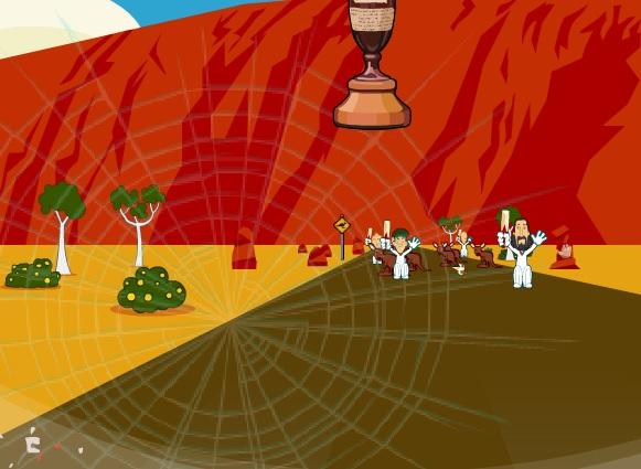 Игра Австралийский автобус онлайн