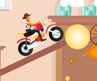 Игра История игрушек: гонки онлайн