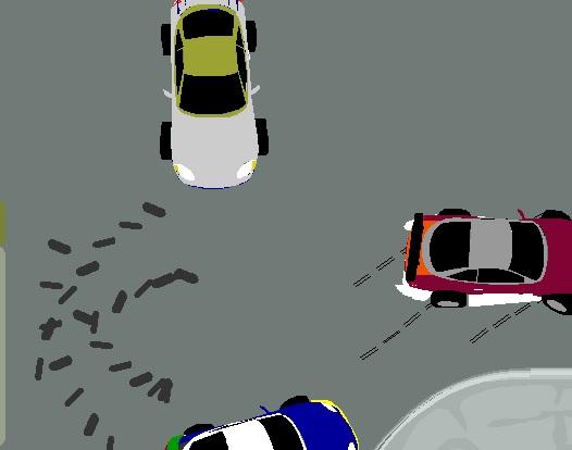 Игра Уличный дрифт онлайн