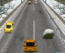 Игра Холодная гонка онлайн