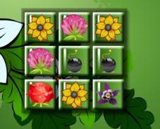 Игра Цветы на память онлайн