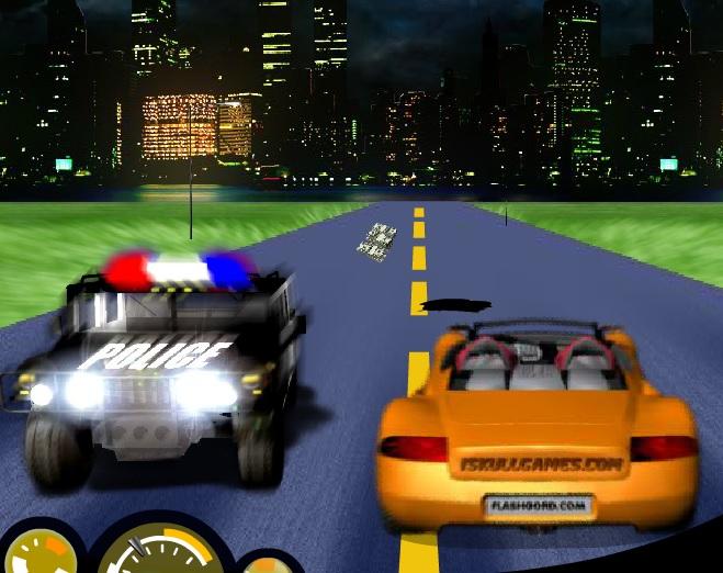 Игра Bank Robber Escape онлайн