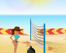 Игра Boom Boom Volleyball онлайн