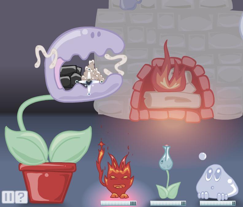 Игра Chompy's Winter Rescue онлайн