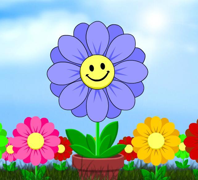 Игра Go Flower Grow онлайн