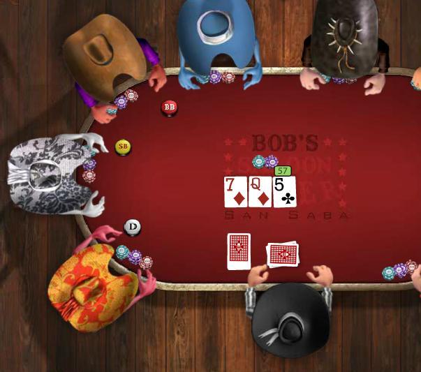 Игра Governor of Poker онлайн