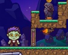 Игра Headless Zombie онлайн