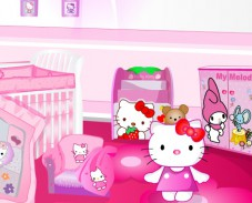 Игра Hello Kitty Room онлайн