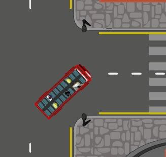 Игра London Bus онлайн