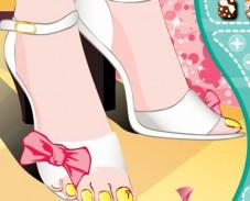 Игра Nice Feet онлайн