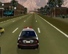 Игра Police chase crackdown онлайн