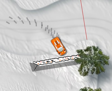 Игра Snow Drift Racing онлайн