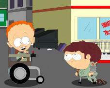 Игра South Park Cripple Fight онлайн