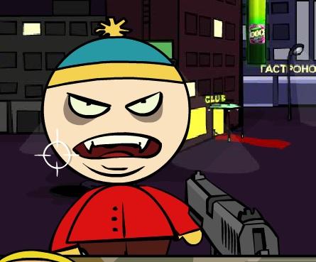 Игра South Park Hoochyman онлайн
