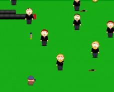 Игра  South Park  Snake Blast онлайн