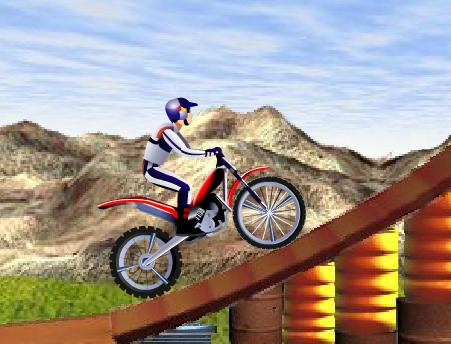 Игра Stunt mania онлайн