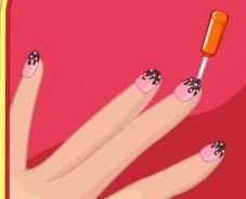 Игра Sweet Cupcake Nail онлайн