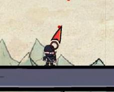 Игра The Ninja Game онлайн