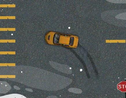 Игра Winter Drift онлайн