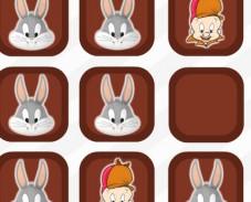 Игра Багз Банни запомни карточки онлайн