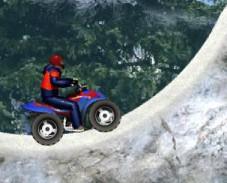 Игра Гонки зимой онлайн