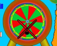 Игра Дартс с вращающейся мишенью онлайн