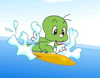 Игра Дули и серфинг онлайн
