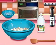Игра Кухня Сары: домашняя пицца онлайн