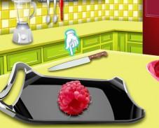 Игра Кухня Сары: фруктовый коктейль онлайн