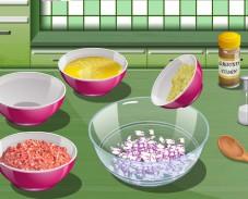 Игра Кухня Сары: вареники онлайн