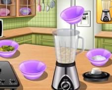 Игра Кухня Сары: макаруны онлайн