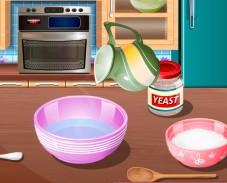Игра Кухня Сары: пасхальный заяц онлайн