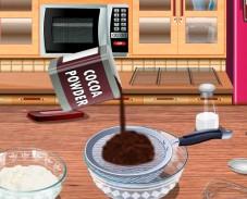 Игра Кухня Сары: печем печенье онлайн