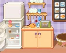 Игра Кухня Сары: печенье на палочке онлайн