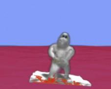 Игра Пингвины, моржи, отскоки онлайн