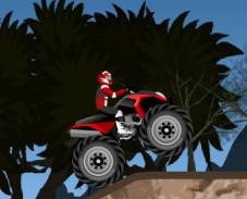 Игра Приключения на квадроцикле онлайн