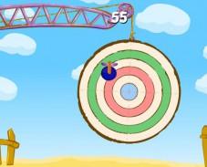 Игра Смешарики: попади в цель онлайн