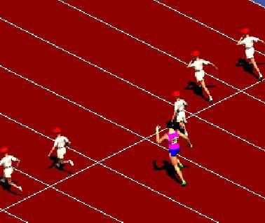 Игра Спринтер онлайн