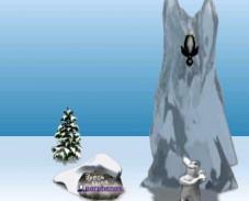 Игра Ударь пингвина онлайн
