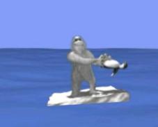 Игра Seal Bounce онлайн