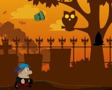 Игра Бегунок Halloween онлайн