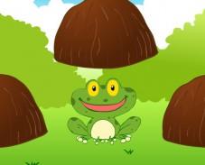 Игра Где жабка? онлайн