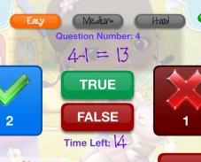Игра Доктор Плюшева: тест по математике онлайн
